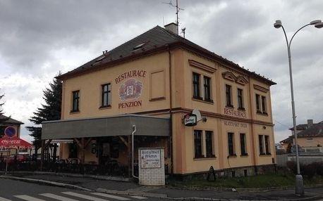 Klatovy: Penzion Klatovský Dvůr