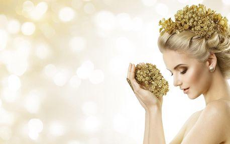 Den pro královnu - bezmála 5 hodin zkrášlujících a relaxačních procedur