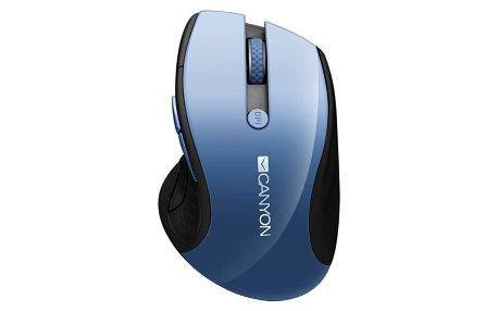 Myš Canyon CMSW01 modrá (CNS-CMSW01BL)