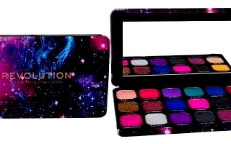 Makeup Revolution London Forever Flawless 19,8 g paleta očních stínů pro ženy Constellation