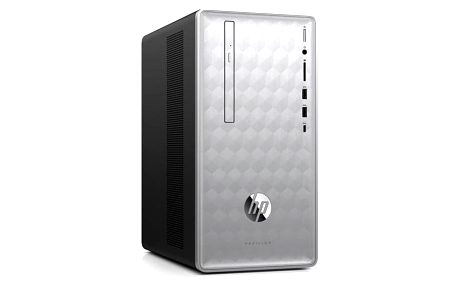 HP Pavilion 590-p0000nc stříbrný (4JW82EA#BCM)