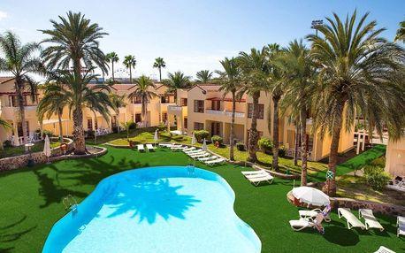 Kanárské ostrovy - Gran Canaria na 12 až 15 dní, all inclusive s dopravou letecky z Prahy
