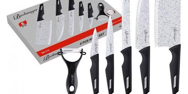 Varianta 1: Blaumann - 6dílná sada nožů se škrabkou3