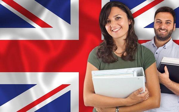 Roční online kurz anglického jazyka pro všechny úrovně