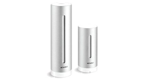 Netatmo Urban stříbrná (NWS01-EC-ALU)