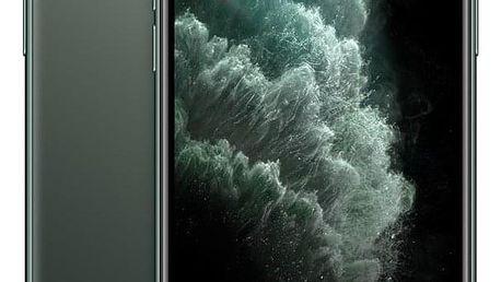 Mobilní telefon Apple iPhone 11 Pro 64 GB - Midnight Green (MWC62CN/A)