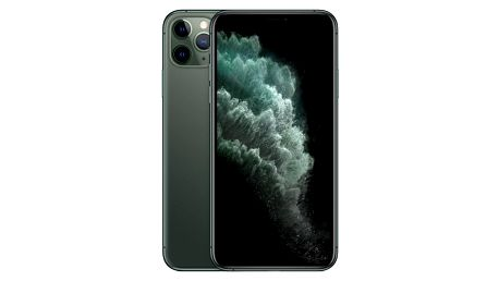 Mobilní telefon Apple iPhone 11 Pro Max 256 GB - Midnight Green (MWHM2CN/A)
