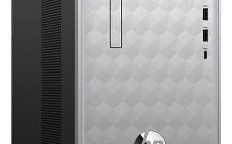 Stolní počítač HP Pavilion 590-p0000nc stříbrný (4JW82EA#BCM)