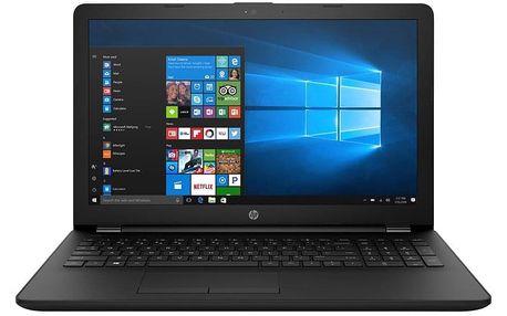 Notebook HP 15-rb058nc černý (7SB55EA#BCM)