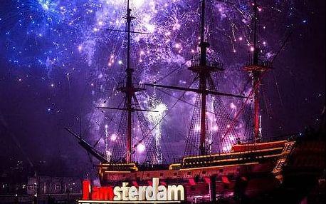 Romantický SILVESTR v Nizozemsku - Zaanse Schans a Amsterdam. 4 denní zájezd s ubytováním