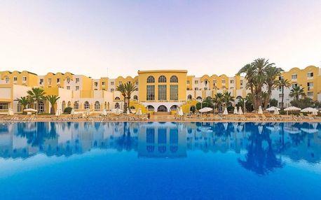 Tunisko - Djerba na 4 až 8 dní, all inclusive s dopravou letecky z Prahy