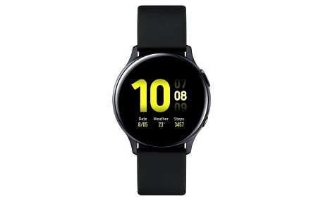 Chytré hodinky Samsung Galaxy Watch Active2 40mm černé (SM-R830NZKAXEZ)
