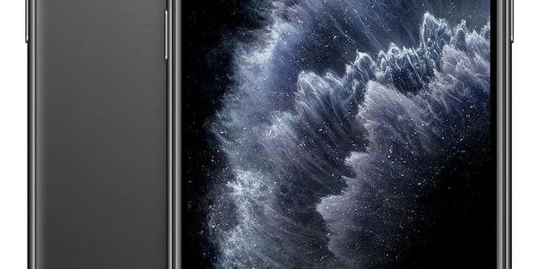 Mobilní telefon Apple 64 GB - Space Gray (MWC22CN/A) + DOPRAVA ZDARMA2