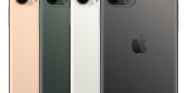 Mobilní telefon Apple 64 GB - Space Gray (MWC22CN/A) + DOPRAVA ZDARMA3