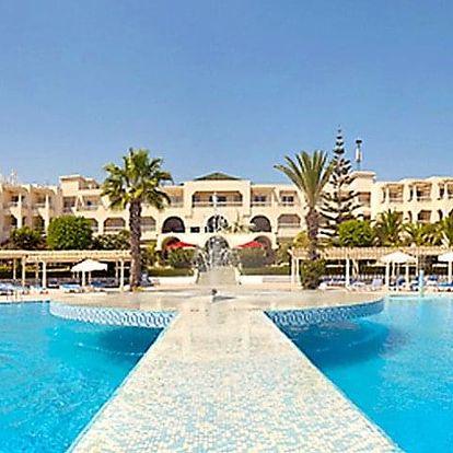 Tunisko - Hammamet letecky na 5-15 dnů, all inclusive