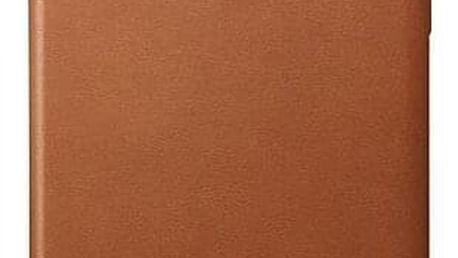 Apple Leather Case pro iPhone 6s - sedlově hnědá (MKXT2ZM/A)