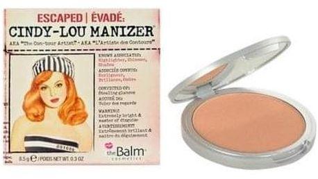 TheBalm Cindy-Lou Manizer 8,5 g rozjasňovač a oční stíny pro ženy