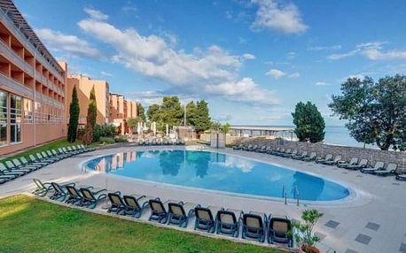 Hotel Sol Umag, Chorvatsko, Istrie, Umag