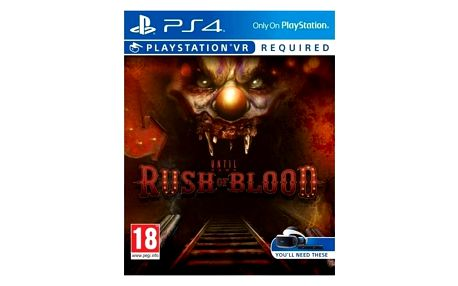 Sony PlayStation VR Until Dawn Rush of Blood (PS4) (PS719846857)