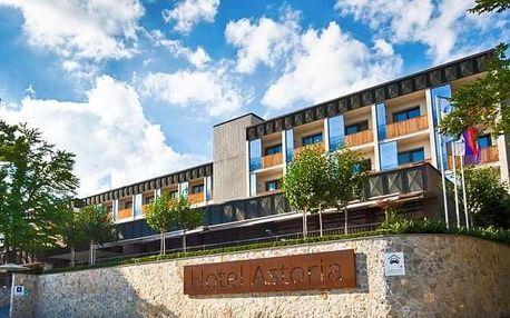 Hotel Astoria Bled, Slovinsko, Hory a jezera Slovinska, Bled