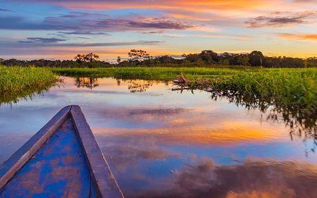 Poznávací zájezd: Peruánská Amazonie s průvodcem