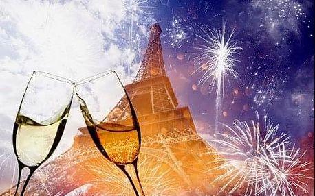 Velkolepý SILVESTR - Zájezd do Paříže na 5 dní s návštěvou zámků Versailles a Fontainebleau