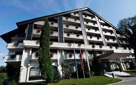 Hotel Savica, Slovinsko, Hory a jezera Slovinska, Bled