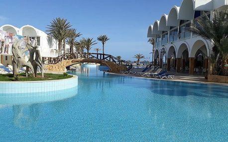 Tunisko - Djerba na 5 až 8 dní, all inclusive s dopravou letecky z Prahy