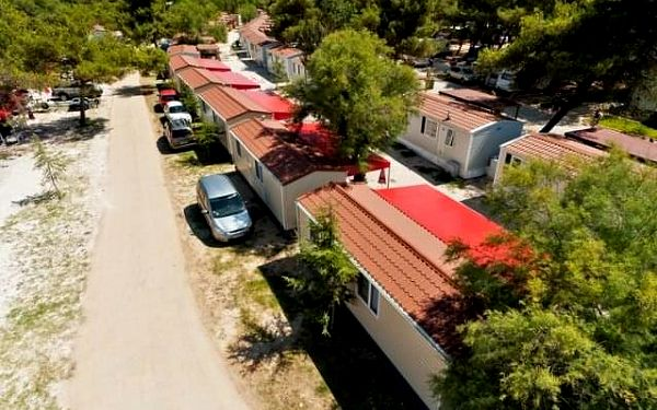 Mobilní domky Solaris, Chorvatsko, Severní Dalmácie, Šibenik
