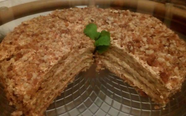 Pařížský nebo Duo dort2