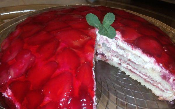 Pařížský nebo Duo dort3