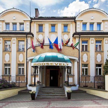 České středohoří: Hotel Roosevelt