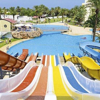 Tunisko - Monastir letecky na 5-15 dnů, all inclusive