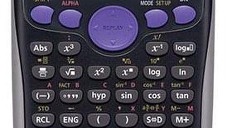 Kalkulačka Casio FX 82ES PLUS černá (FX 82ES PLUS)