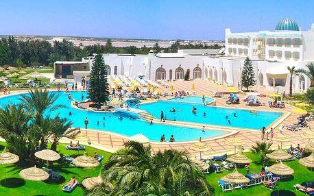 Tunisko - Monastir na 5 až 12 dní, all inclusive s dopravou letecky z Brna nebo Prahy