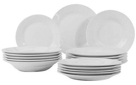 Koopman 18dílná porcelánová jídelní sada