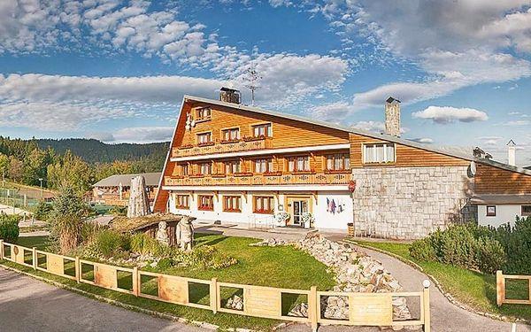 Podzimní pobyty v Beskydech vč. sauny a bazénu