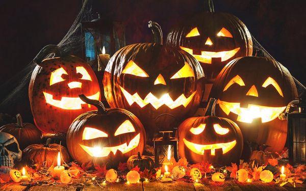 Halloween v Šiklově mlýně s polopenzí a zábavou