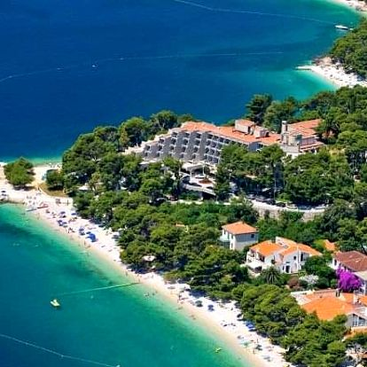 Bluesun Hotel Soline, Chorvatsko, Makarská riviéra, Brela