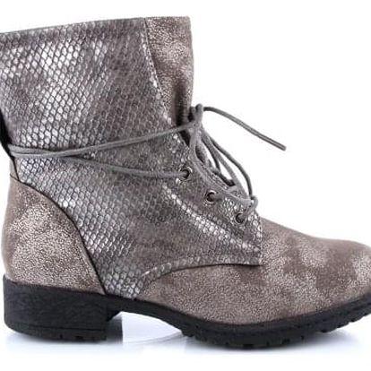 Ctogo GOGO Kotníkové boty 6045-2G Velikost: 37 (24 cm)