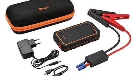 Trust Car Jump Starter 10000mAh černý/oranžový (20944)