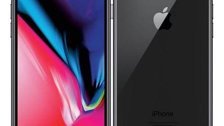 Mobilní telefon Apple iPhone 8 64 GB - Space Gray (MQ6G2CN/A)