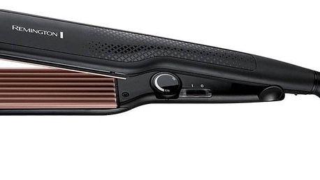 Žehlička na vlasy Remington Ceramic S3580 černá