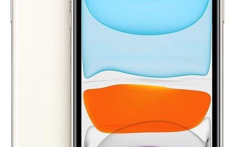 Mobilní telefon Apple iPhone 11 64 GB - White (MWLU2CN/A)