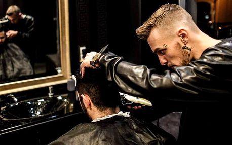 Barber shop: holení i se střihem nebo Exclusive