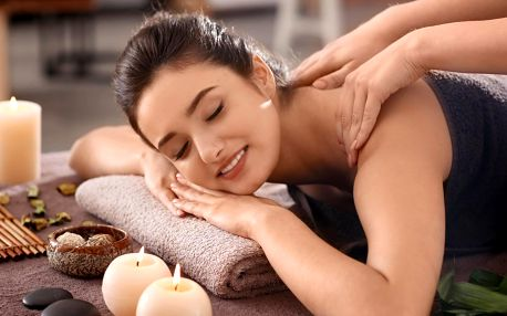 Thajská masáž a aroma lázeň v salonu Thai Sun