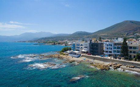 Řecko - Kréta letecky na 9 dnů, polopenze