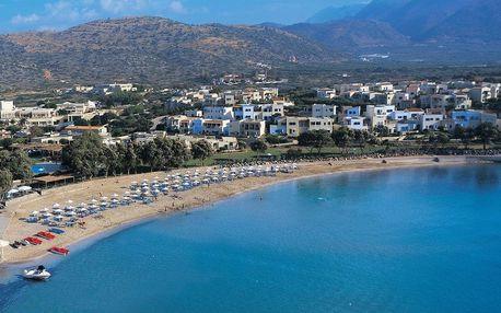Řecko - Kréta letecky na 8-9 dnů, polopenze