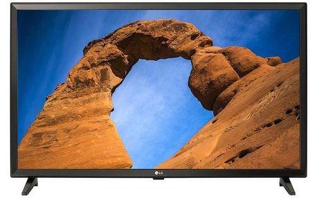 Televize LG 32LK510B černá