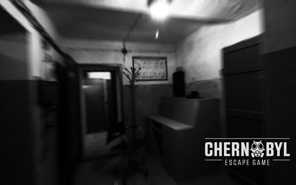 Úniková hra Chernobyl3